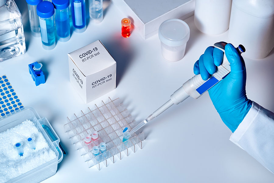 COVID 19 Testing Laboratory